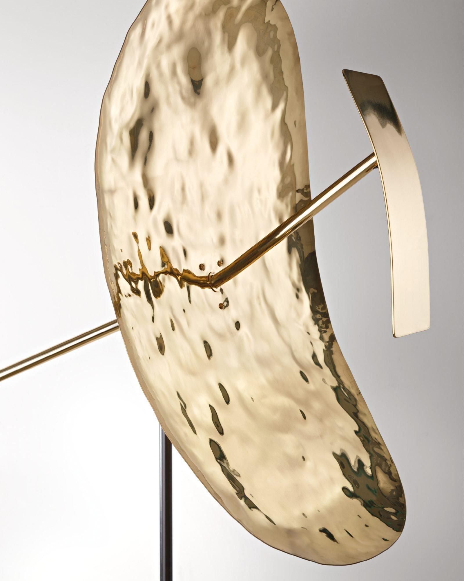 Ribot Lamp lighting from De Castelli, designed by Alessandro Mason