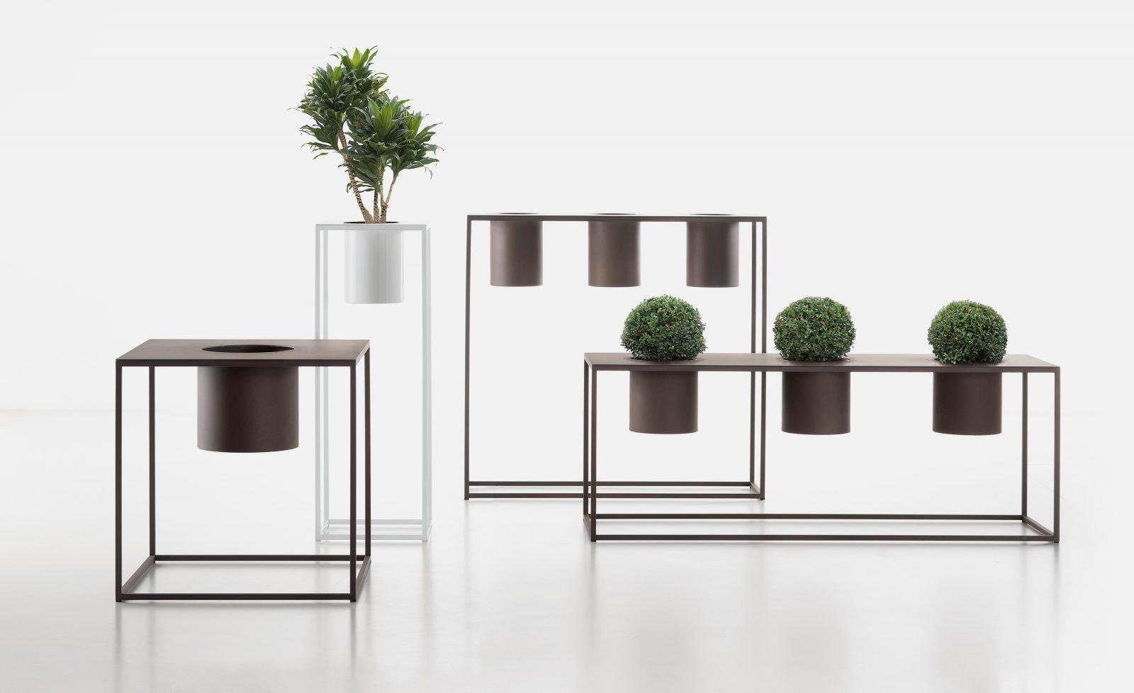 Riviera Pot  from De Castelli, designed by Aldo Cibic