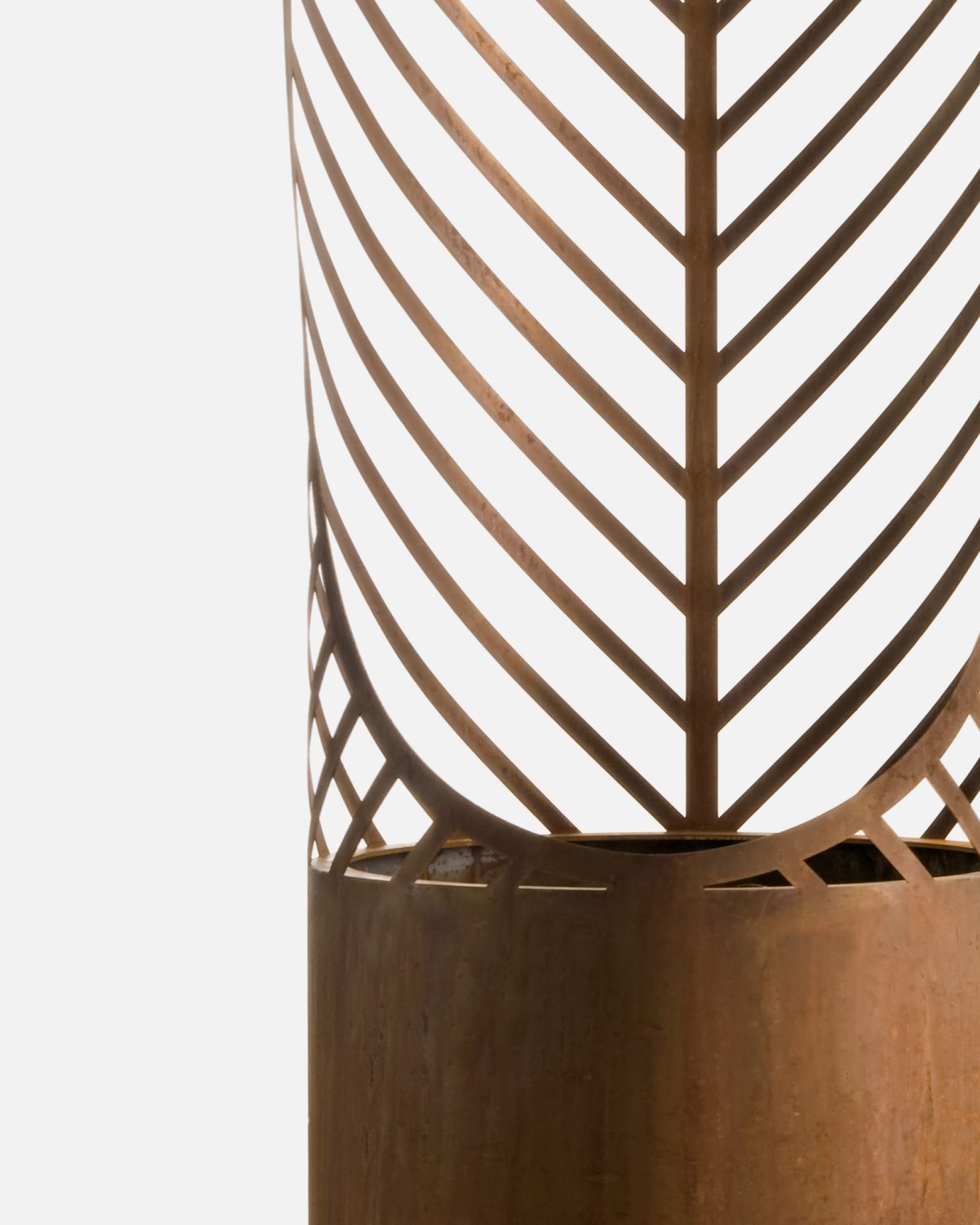 Screen Pot  from De Castelli, designed by Roberto and Ludovica Palomba