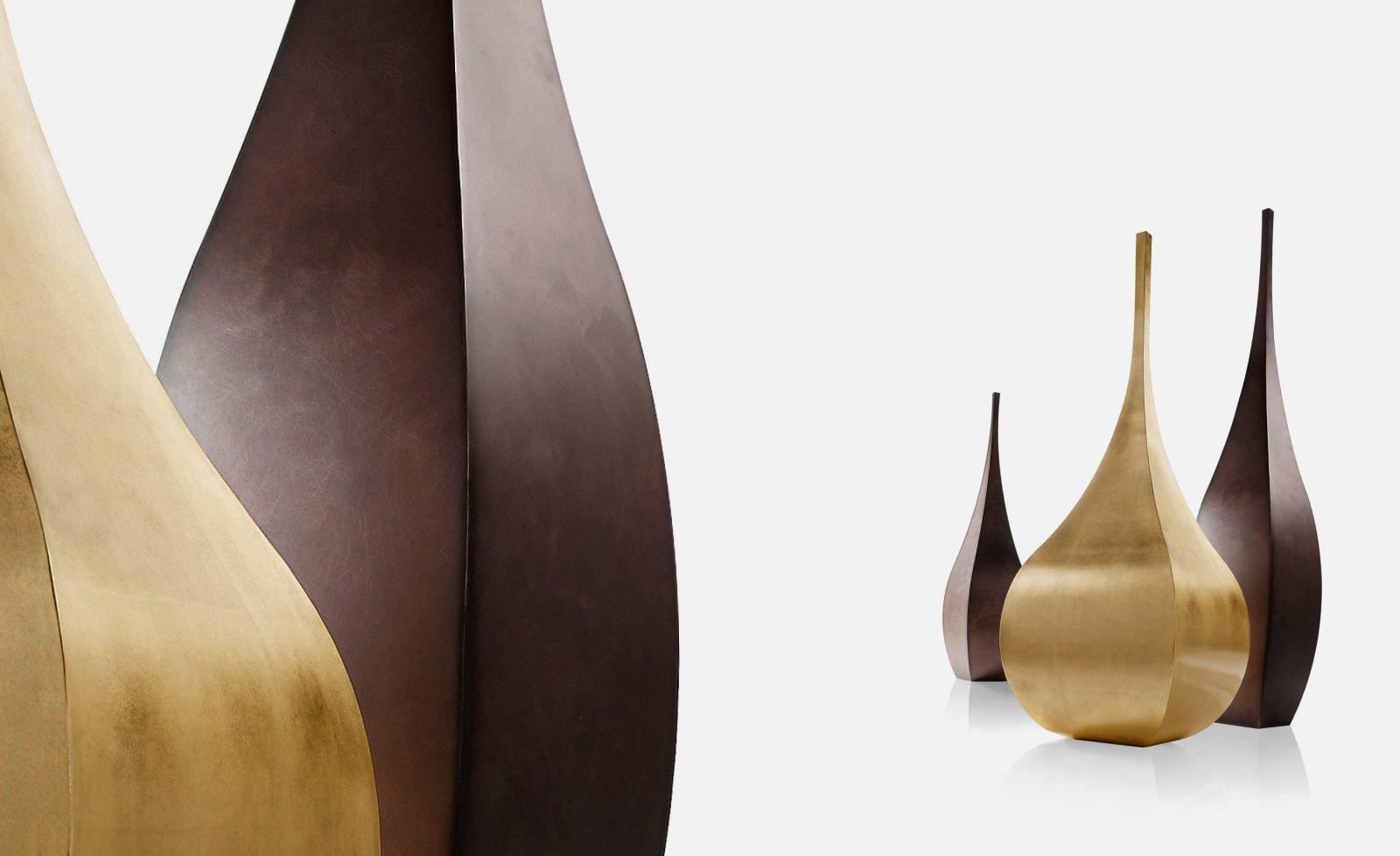 Shimla & Jaipur planter from De Castelli, designed by Stefano Dussin