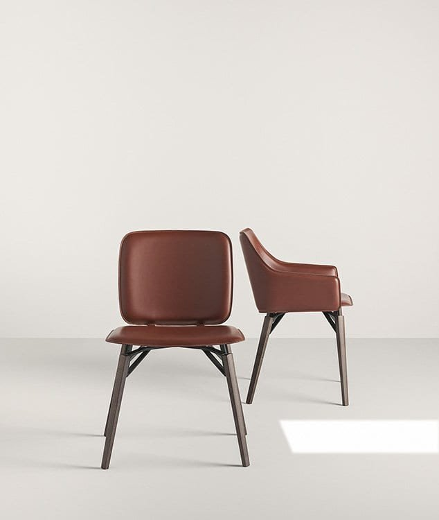 Iki PW chair from Frag, designed by Christophe Pillet
