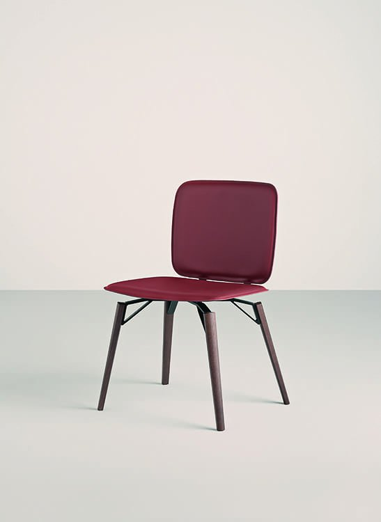 Iki W chair from Frag, designed by Christophe Pillet