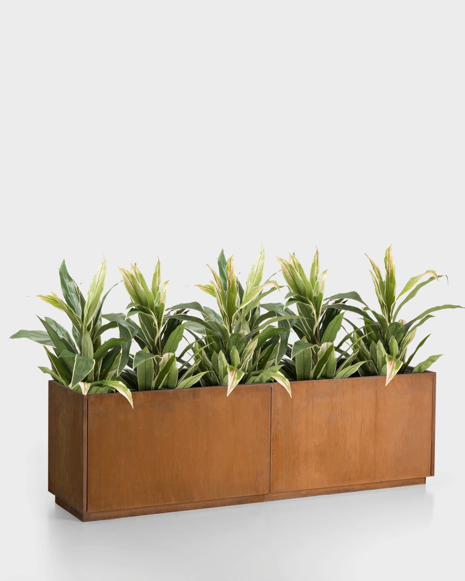 A-Modulo Pot planter from De Castelli, designed by R&D De Castelli