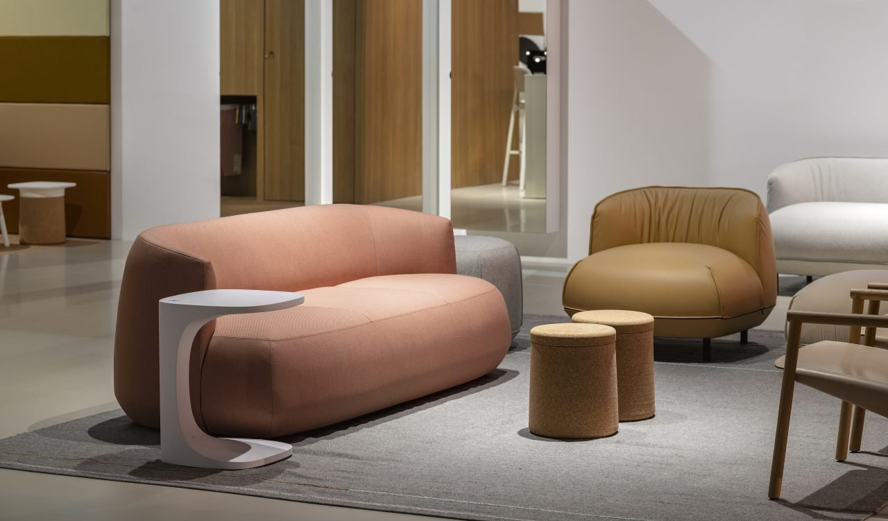 Brioni Up Lounge Chair from Kristalia, designed by Lucidipevere