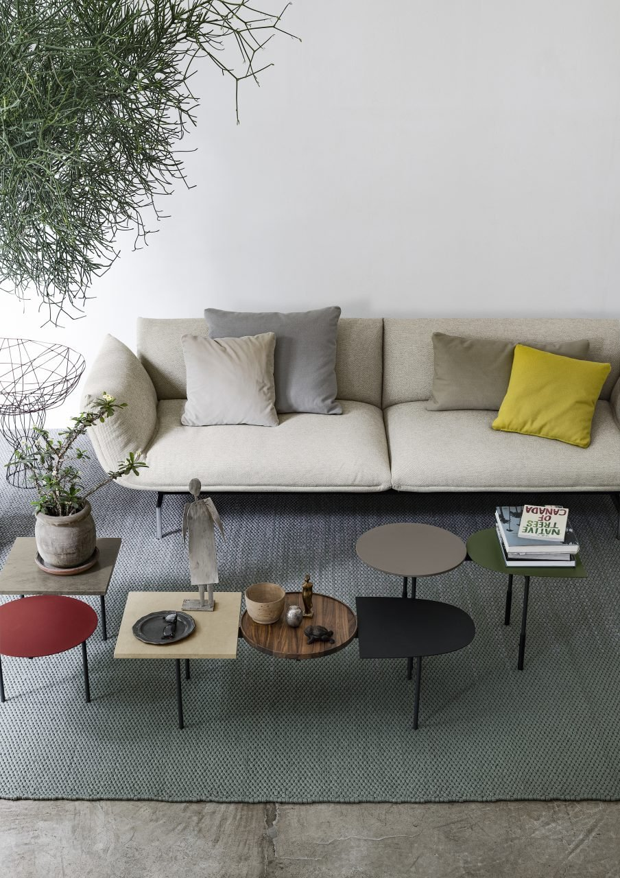 Sofa Cushions accessory from Kristalia, designed by Bluezone