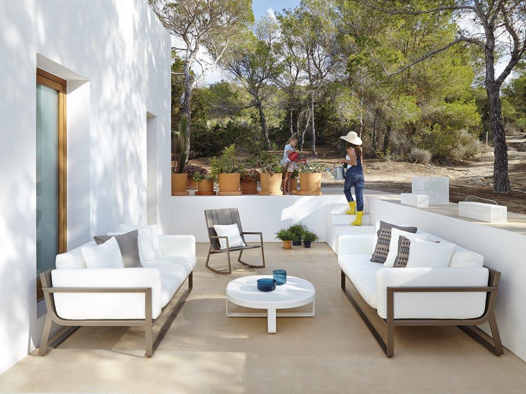 Flat Sofa from Gandia Blasco, designed by Mario Ruiz