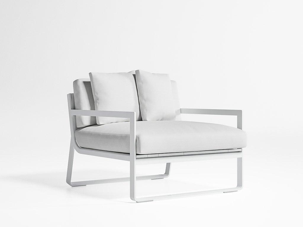 Flat Lounge Chair from Gandia Blasco