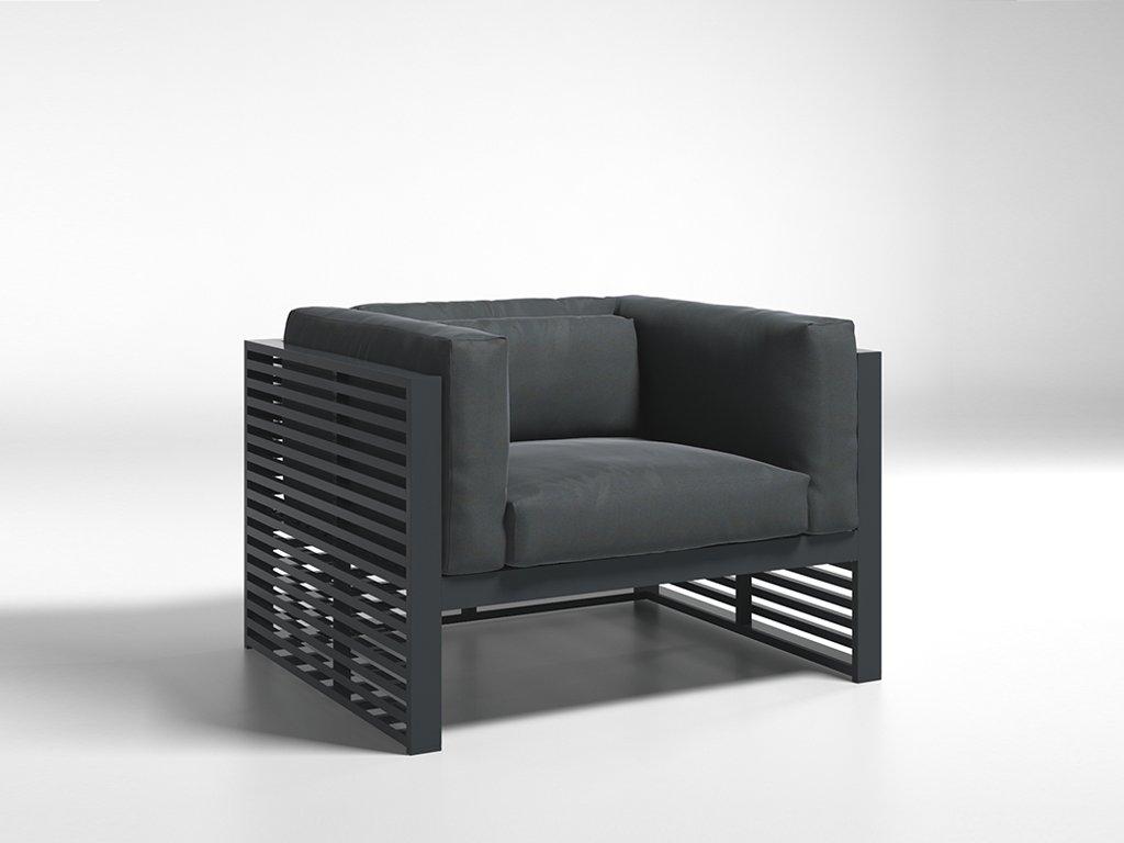DNA Lounge Chair from Gandia Blasco