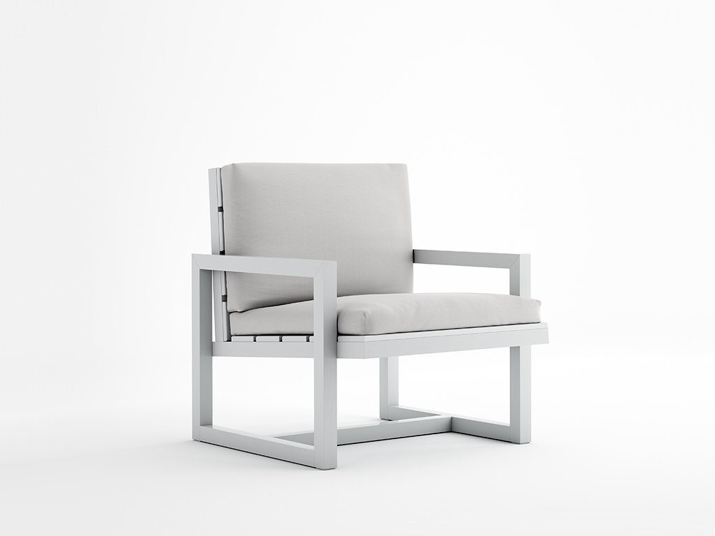 Saler Lounge Chair from Gandia Blasco, designed by Jose Gandía-Blasco Canales