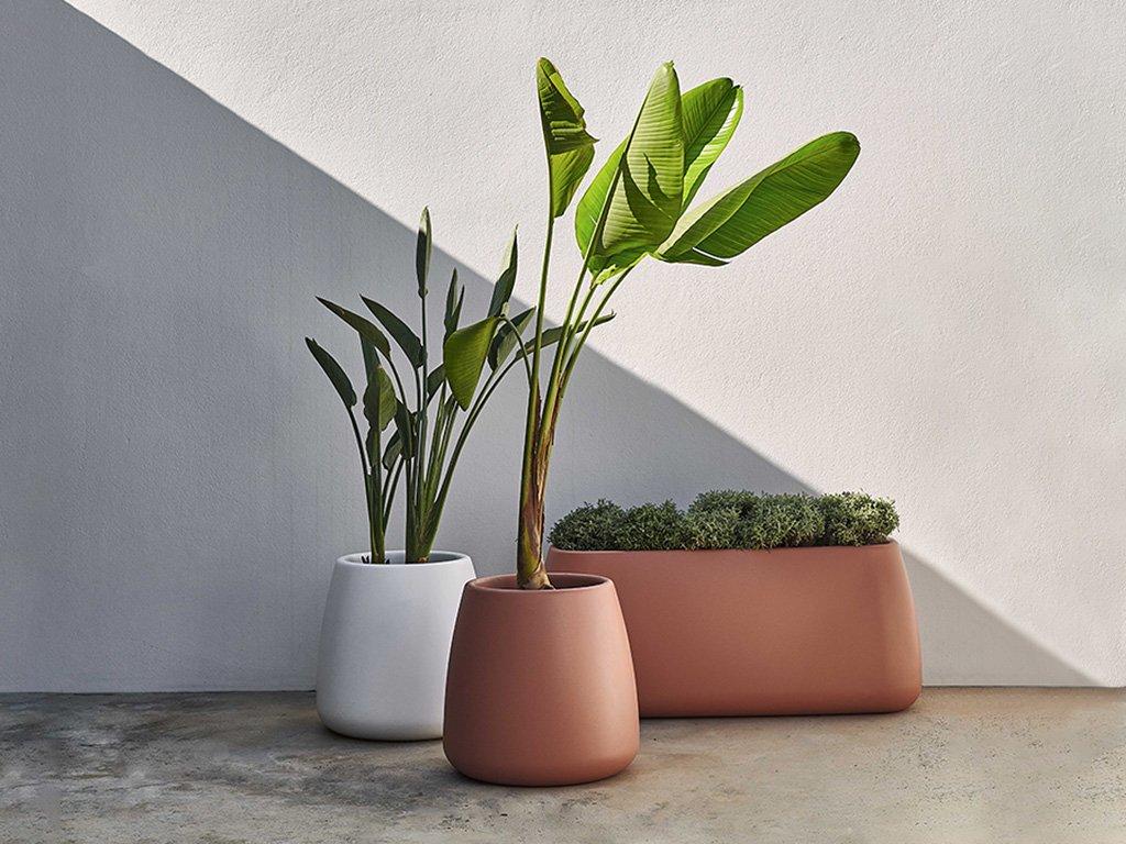 Sahara Plant Pot  from Gandia Blasco