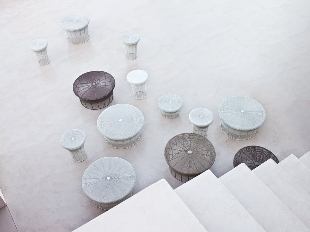 Aram Coffee Table from Gandia Blasco, designed by Nendo