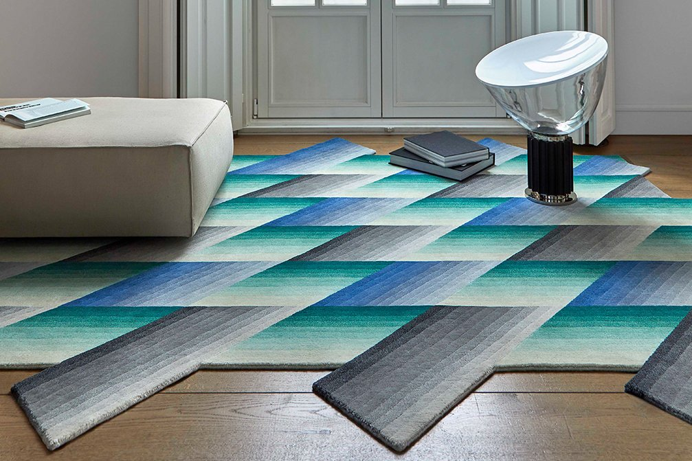 Hand Knotted Mirage Rugs from Gan Rugs