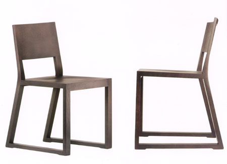 Feel chair from Pedrali