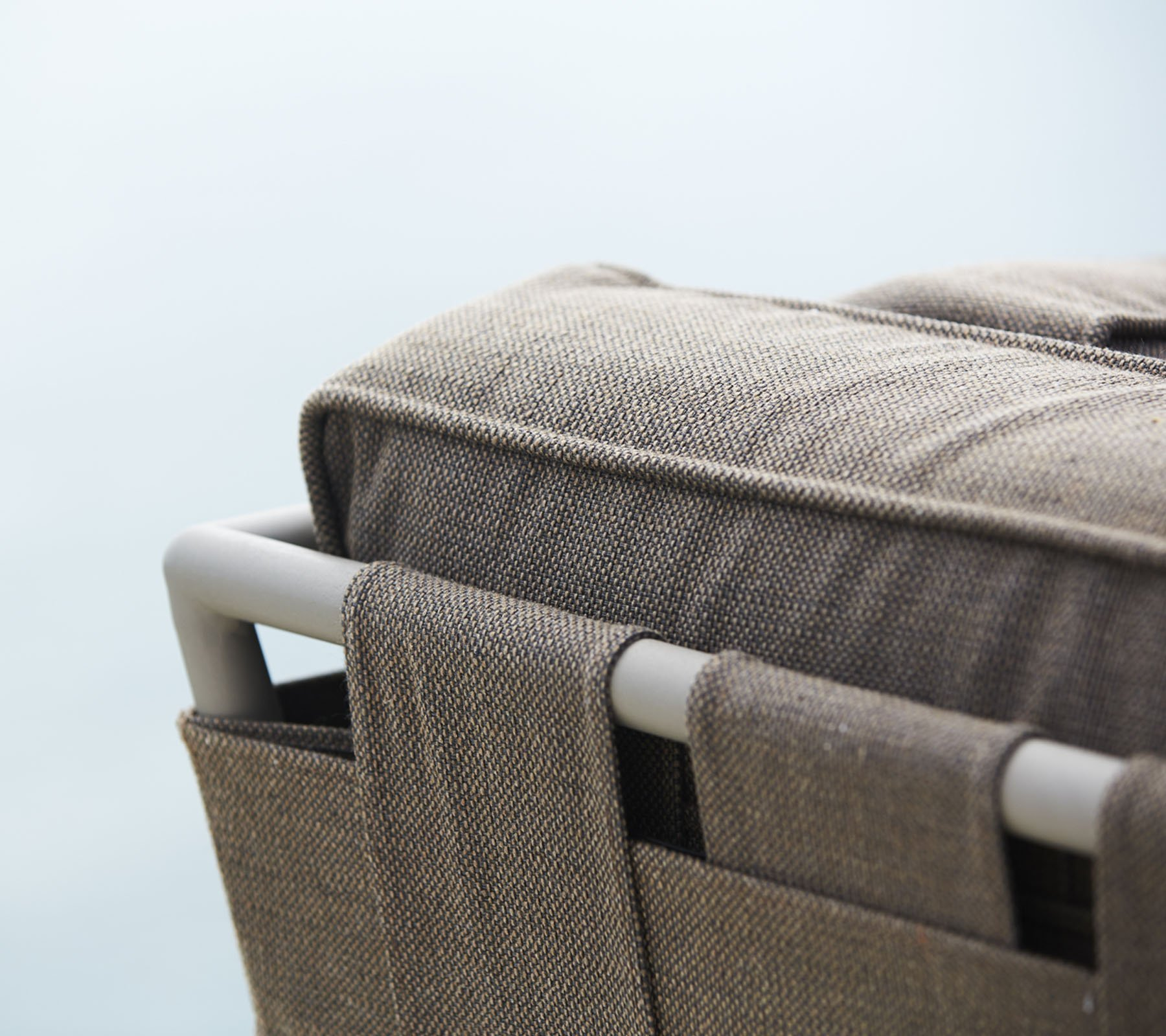 Conic Lounge Chair from Cane-line, designed by Foersom & Hiort-Lorenzen MDD