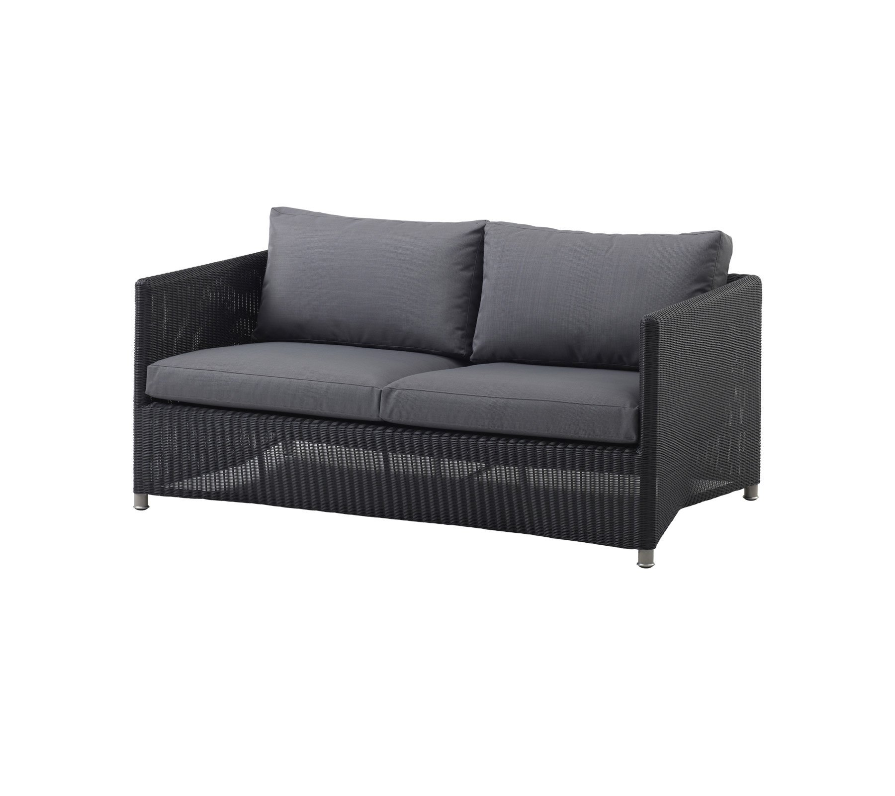 Diamond 2-Seater Sofa from Cane-line