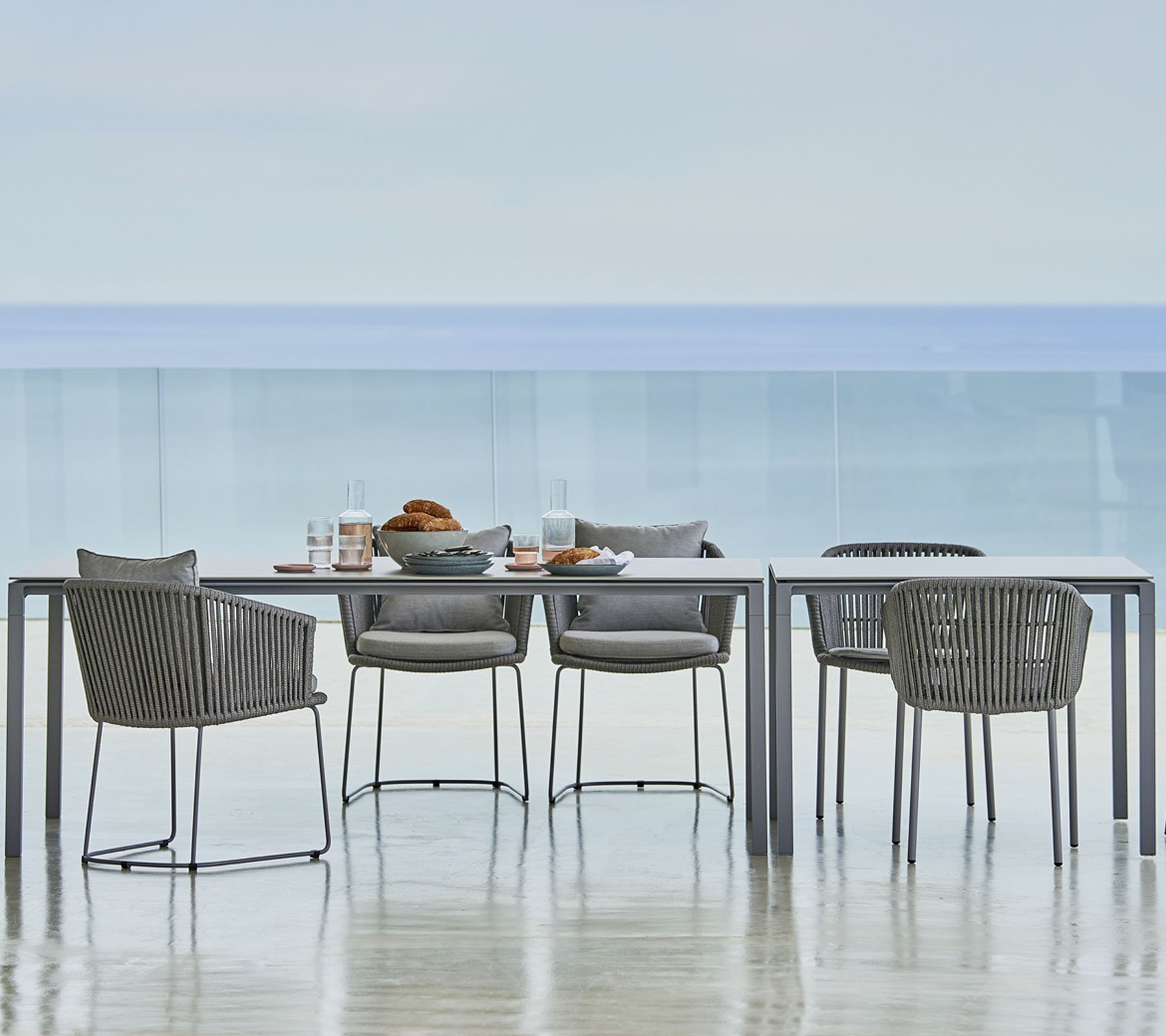 Pure Dining Table  from Cane-line