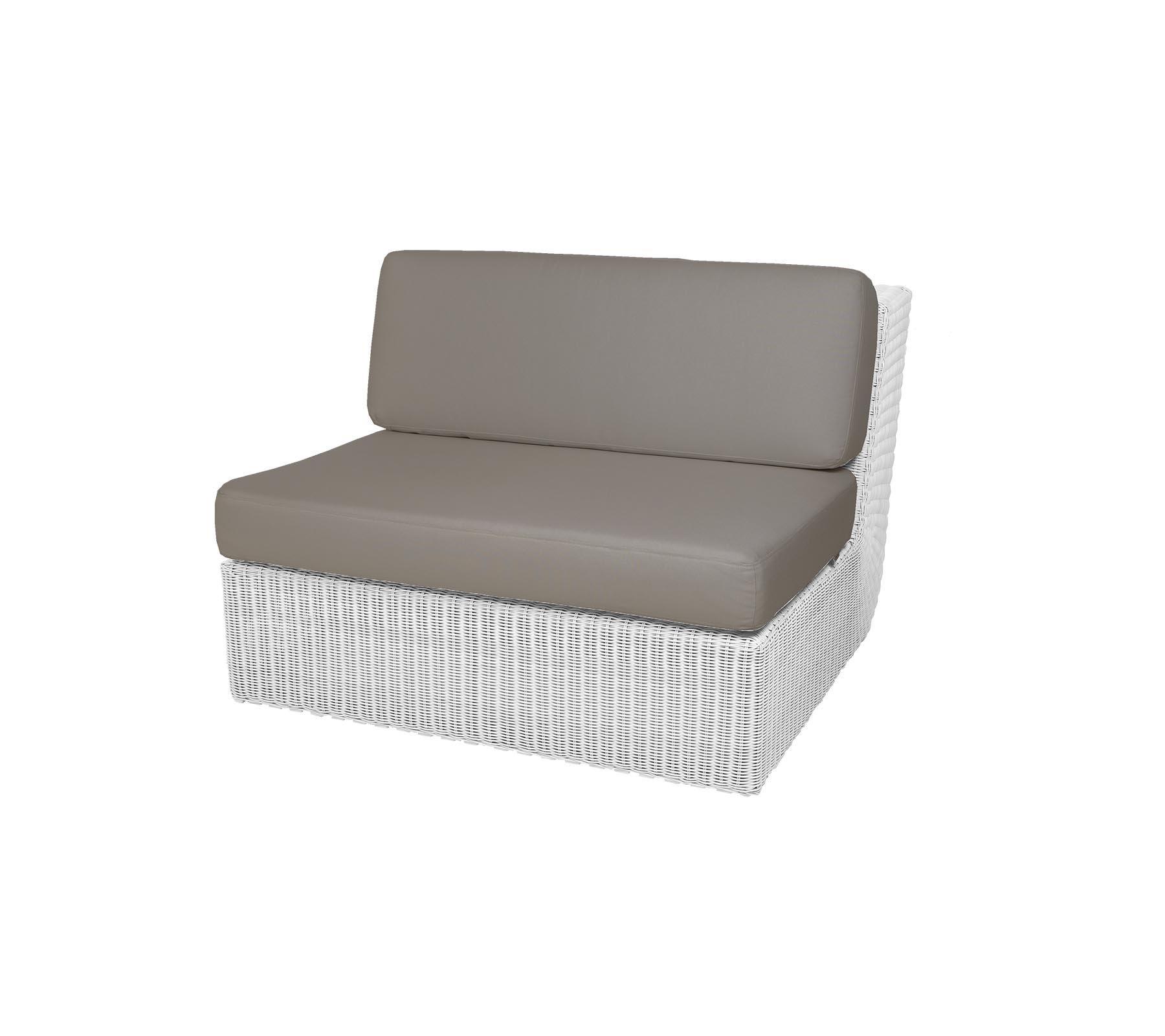 Savannah Single Seat Module Sofa modular from Cane-line