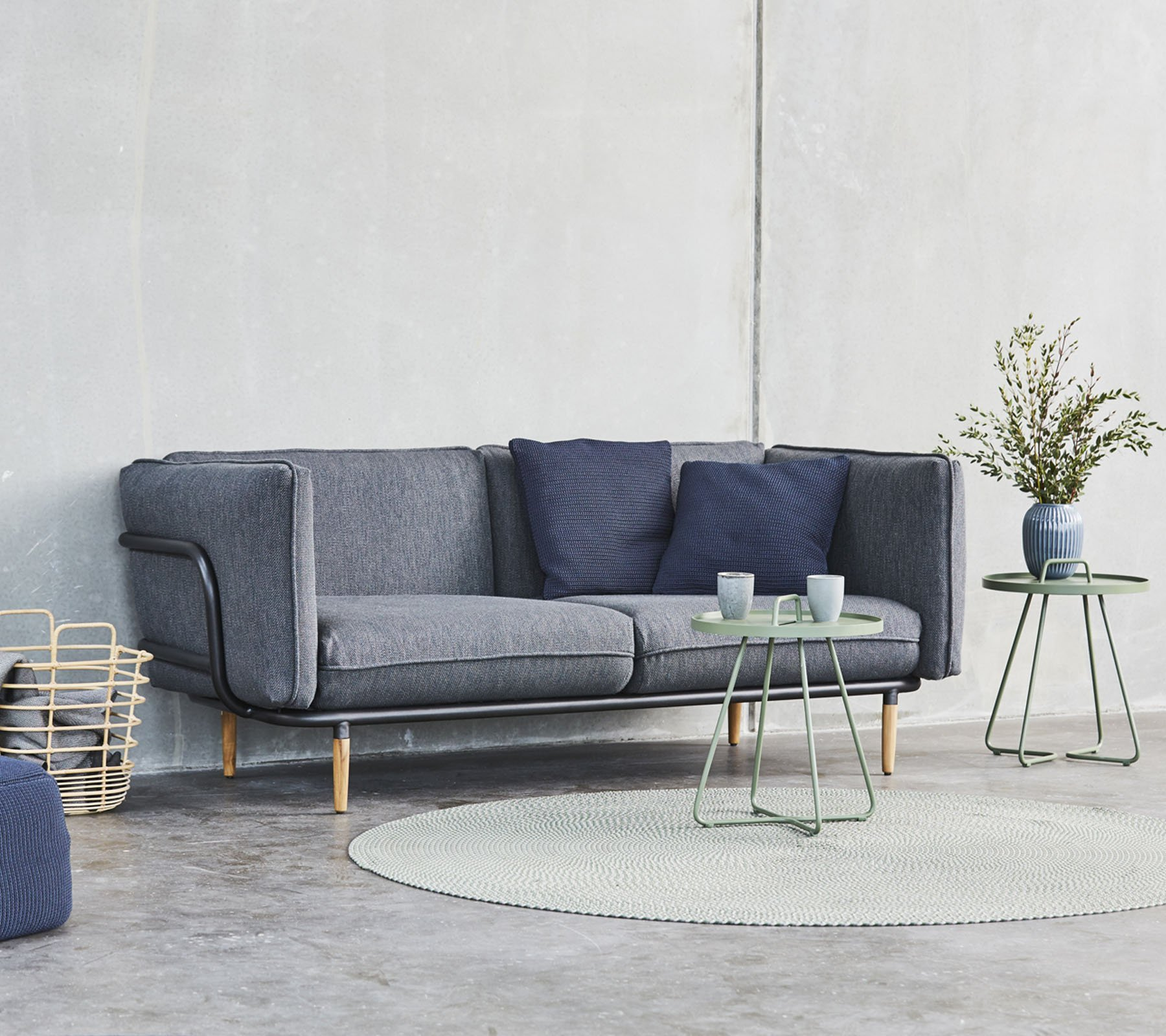 Urban 3-Seat Sofa from Cane-line
