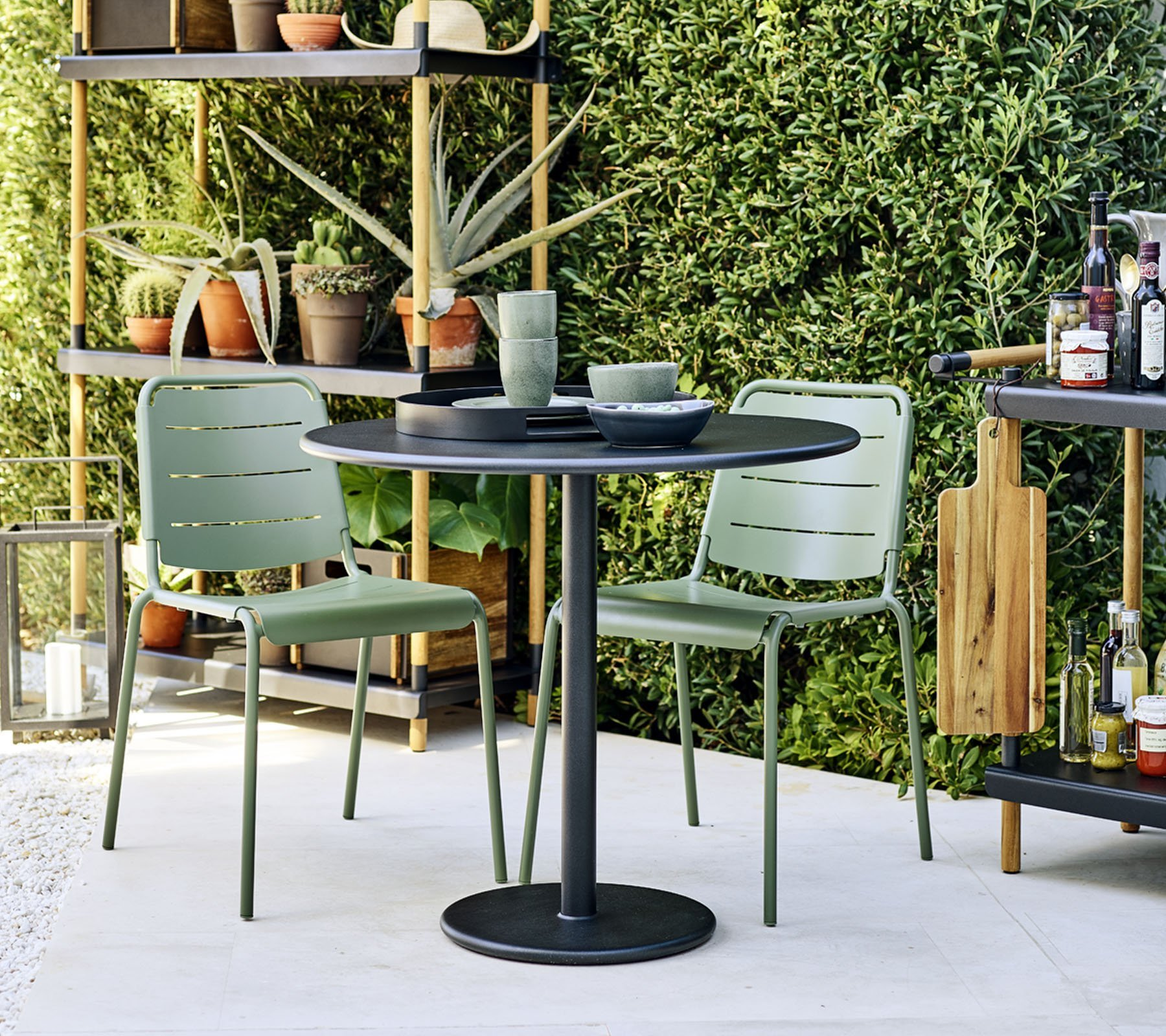 Copenhagen City Chair from Cane-line, designed by Strand+Hvass