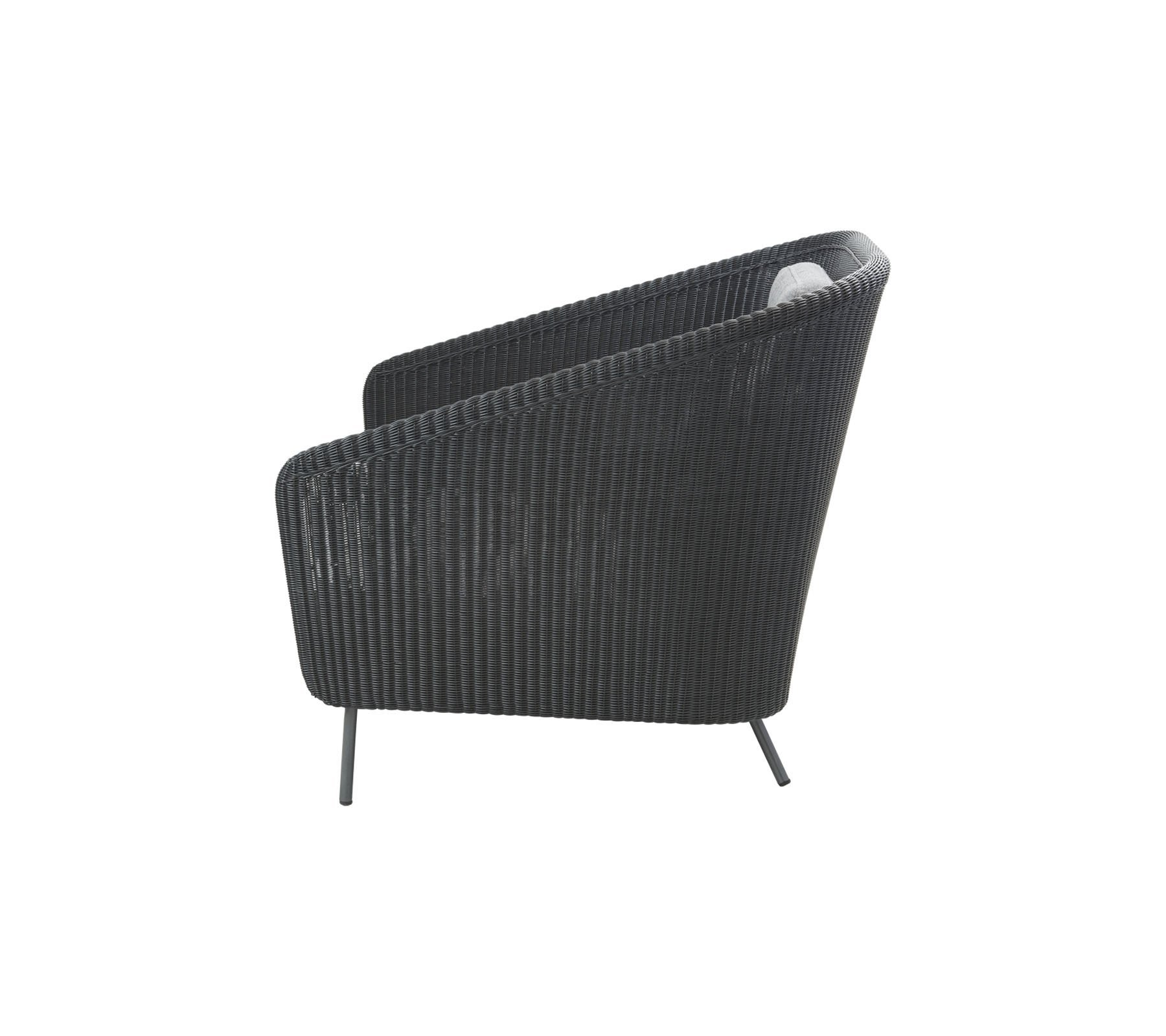 Mega Lounge Chair from Cane-line, designed by byKATO
