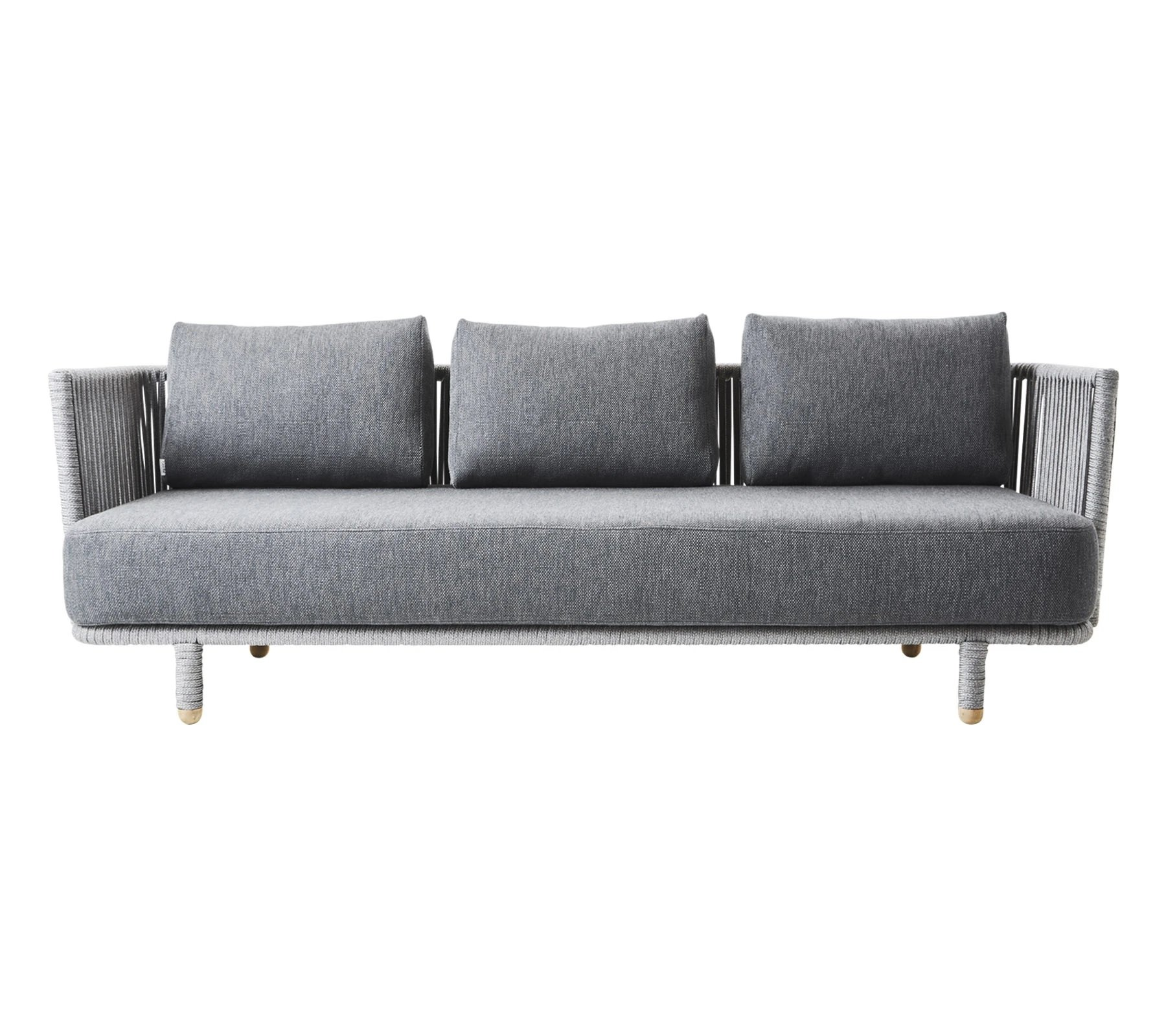 Moments 3-Seater Outdoor Sofa  from Cane-line