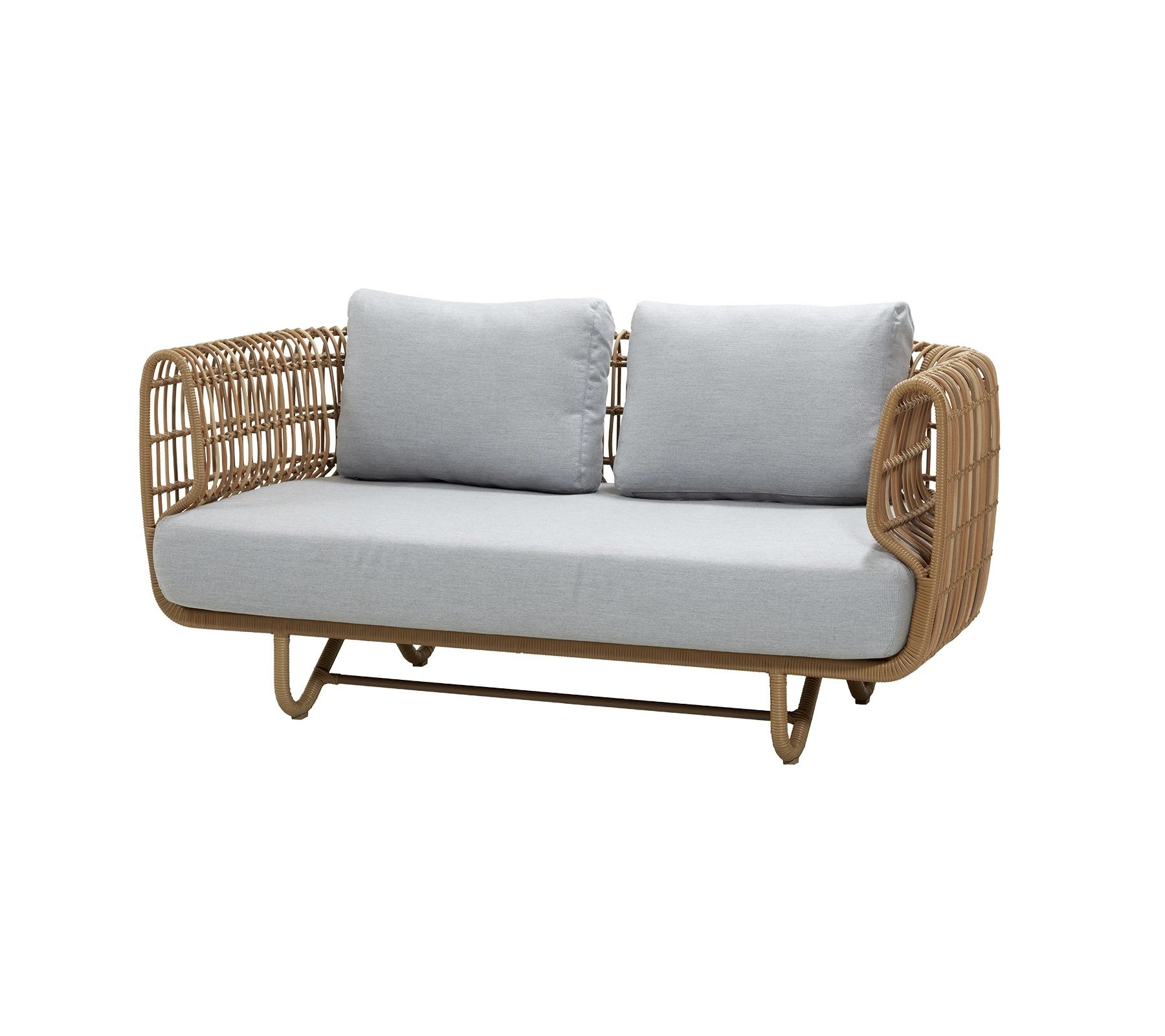 Nest 2-Seater Sofa from Cane-line