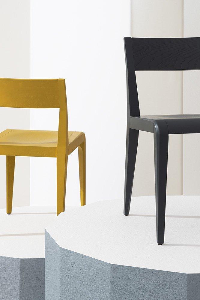 Aragosta Dining Chair from Billiani, designed by Studiocharlie