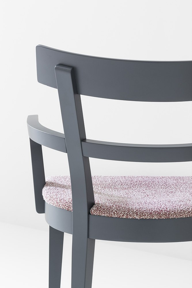 Cafe Dining Chair from Billiani