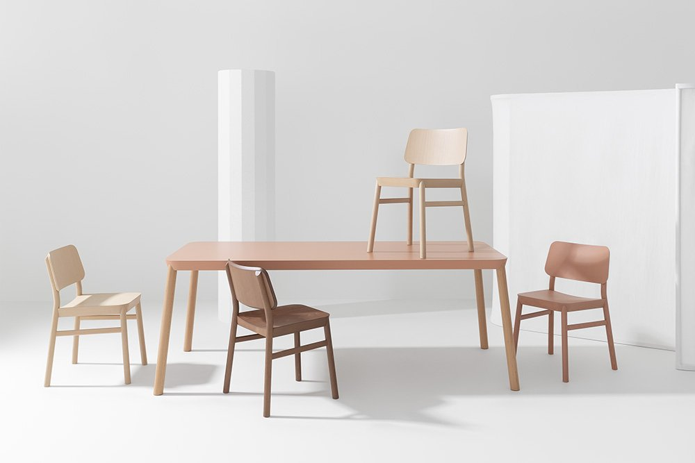Drum Dining Chair from Billiani