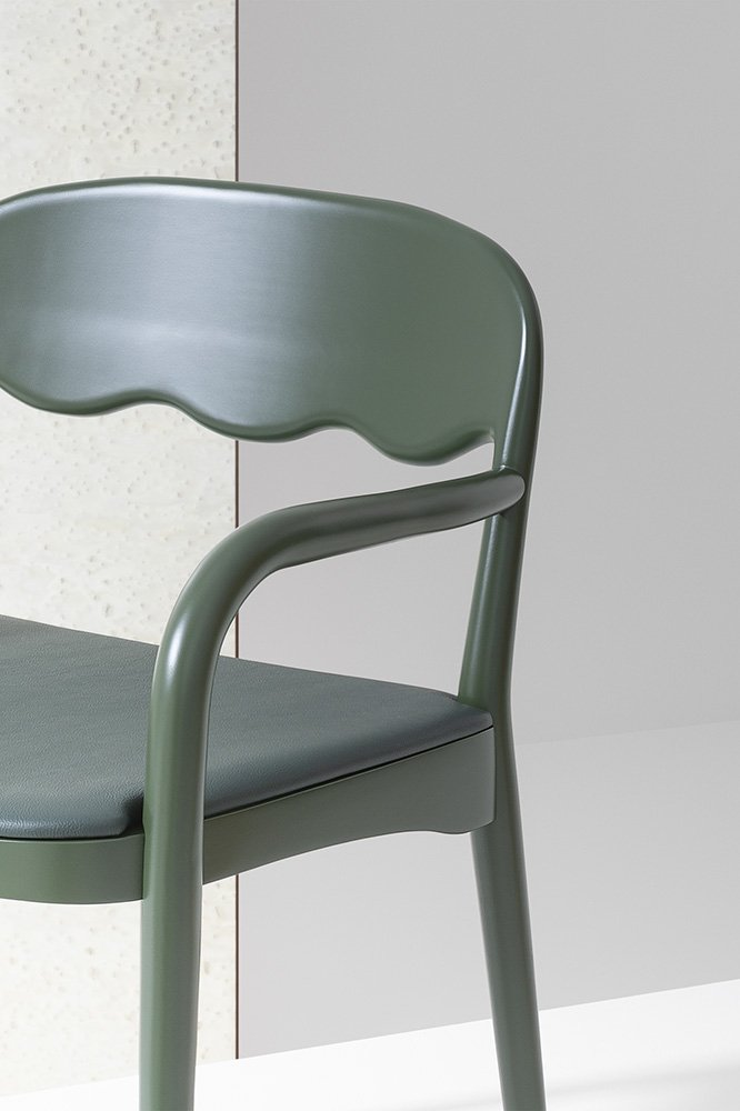 Frisee Dining Chair from Billiani