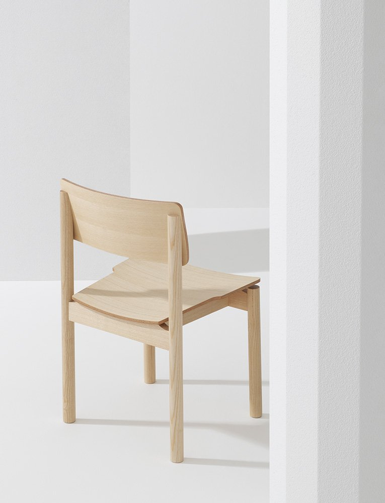 Green Dining Chair from Billiani