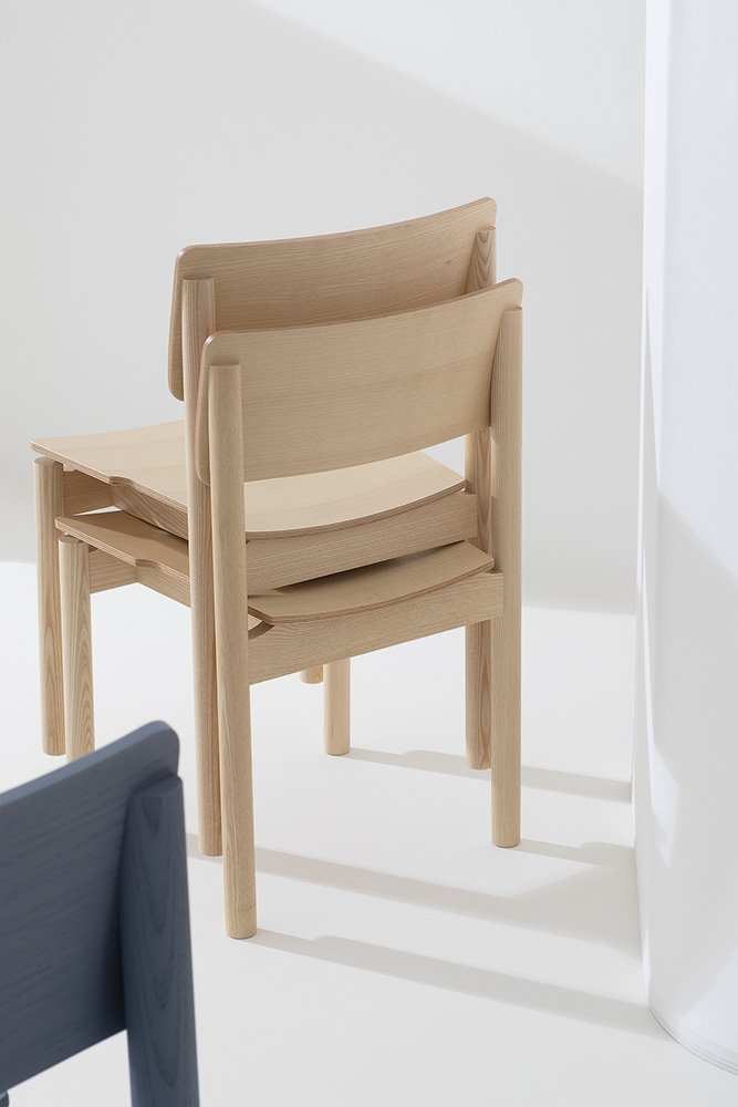 Green Dining Chair from Billiani, designed by Francesco Faccin