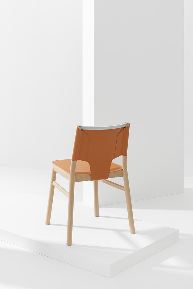 Marimba Dining Chair from Billiani