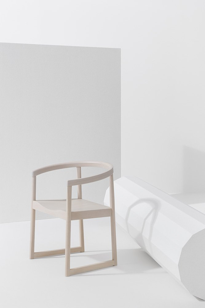 Nordica Dining Chair from Billiani