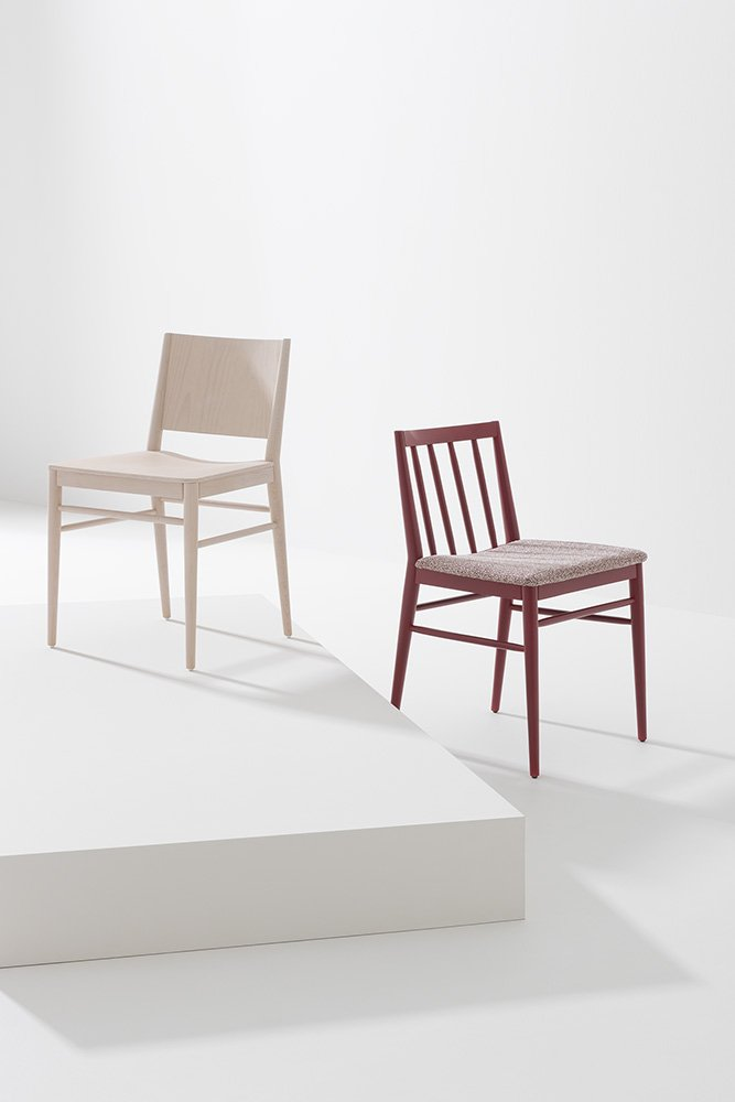 Tracy Dining Chair from Billiani