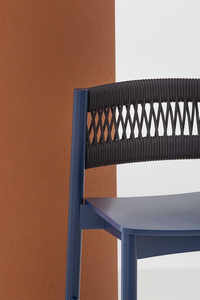 Load Stool from Billiani, designed by Emilio Nanni