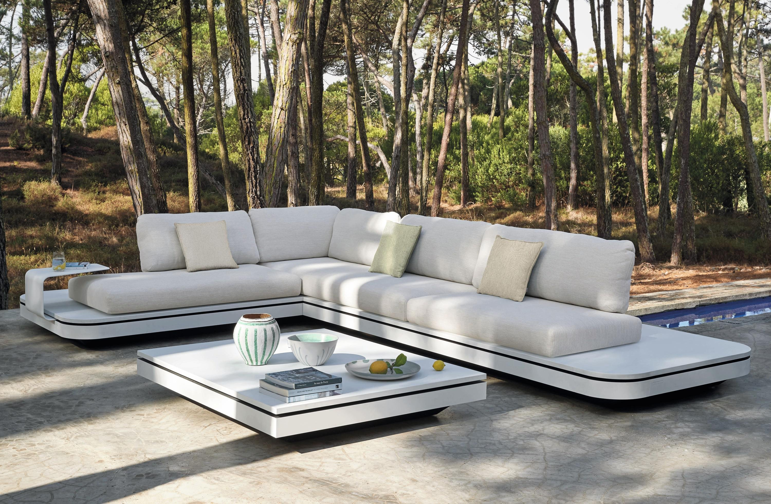 Elements Modular Sofa from Manutti, designed by Gerd Couckhuyt