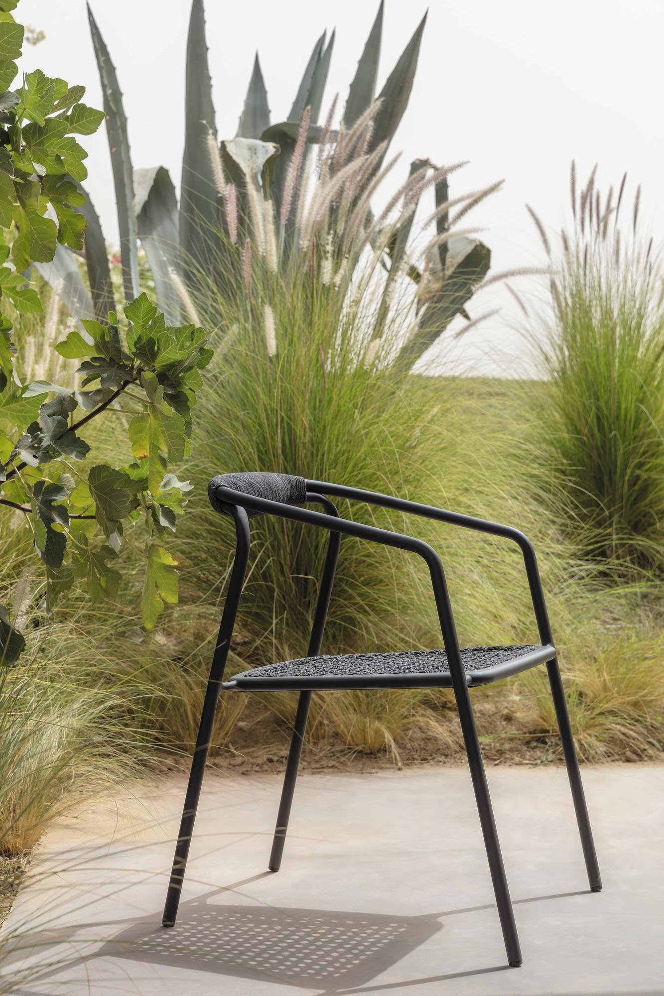 Duo Dining Chair from Manutti