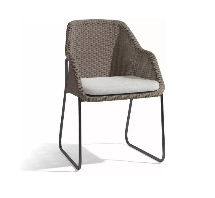 Mood Dining Chair from Manutti