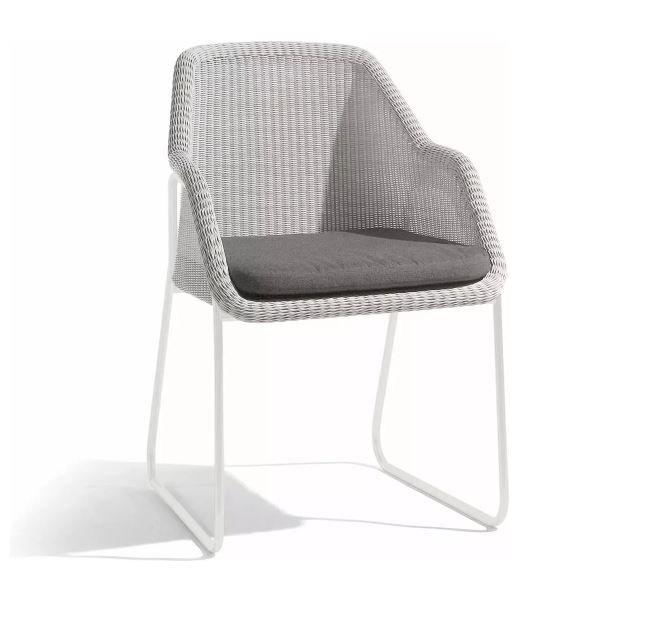 Mood Dining Chair from Manutti, designed by Gerd Couckhuyt