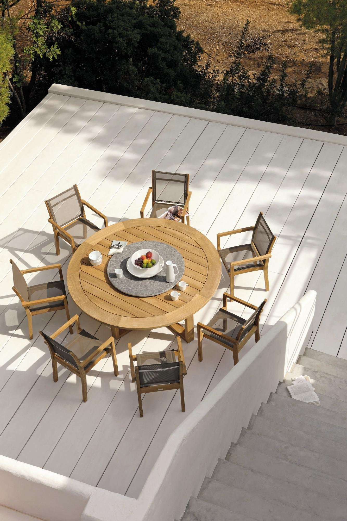 Siena Dining Chair from Manutti, designed by Stephane De Winter