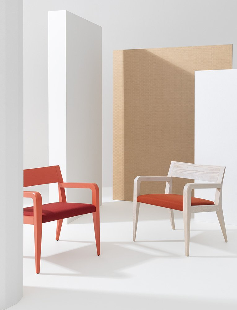 Aragosta Lounge Chair from Billiani, designed by Studiocharlie