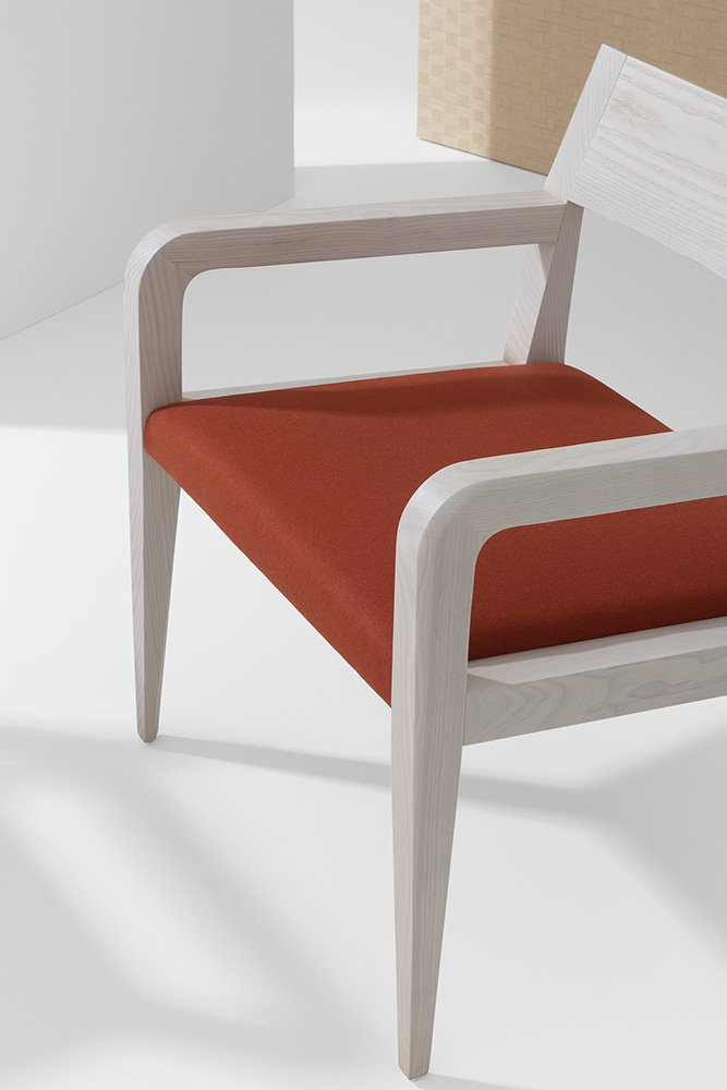 Aragosta Lounge Chair from Billiani, designed by Studiocharlie