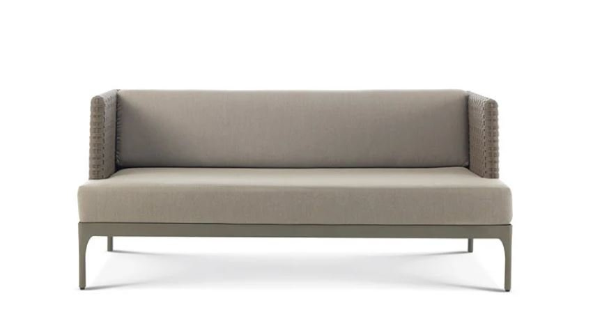 Infinity Sofa from Ethimo, designed by Ethimo Studio