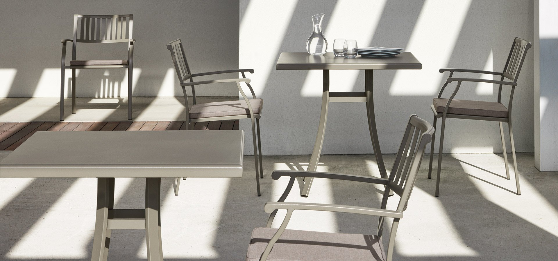 Elisir Dining Chair from Ethimo, designed by Ethimo Studio