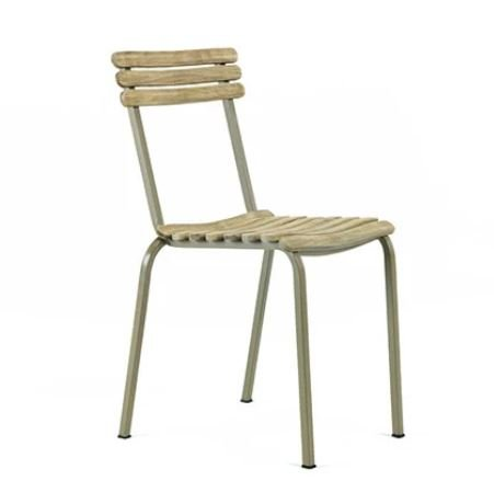 Laren Dining Chair from Ethimo, designed by Ethimo Studio