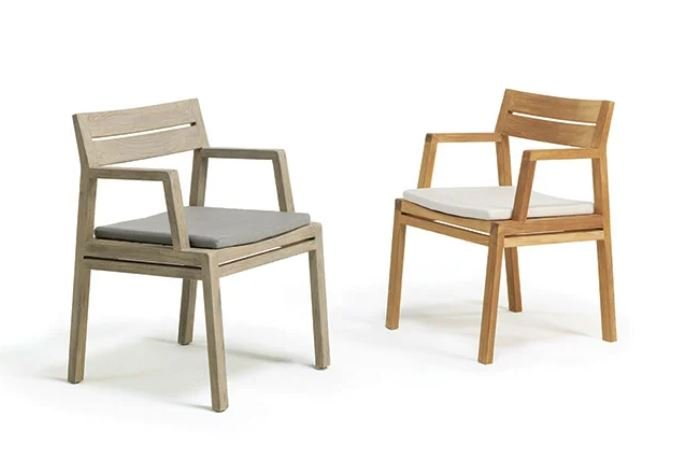 Costes Dining Chair  from Ethimo, designed by Ethimo Studio