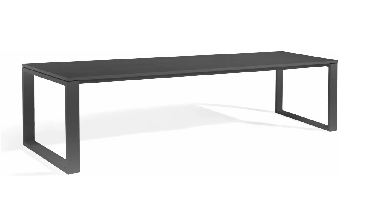 Fuse Dining Table from Manutti, designed by Stephane De Winter
