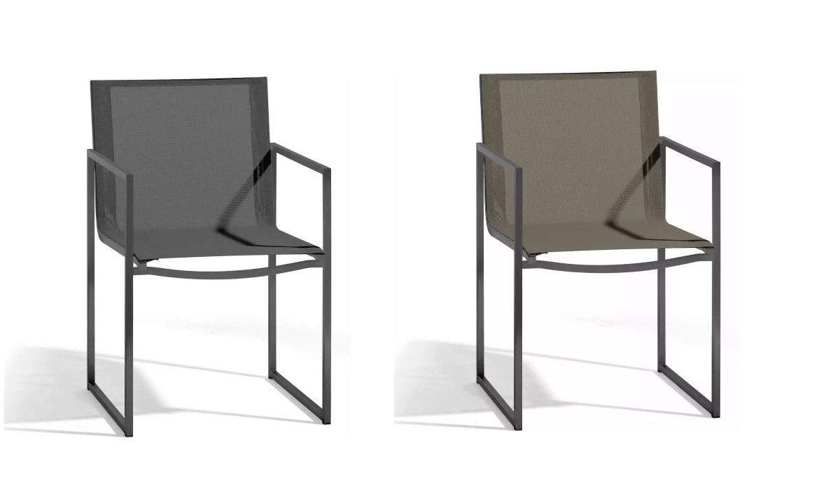 Latona Dining Chair from Manutti, designed by Stephane De Winter