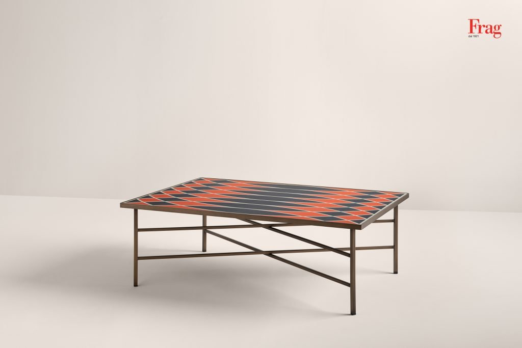 Motif 100 Coffee Table from Frag, designed by Analogia Project